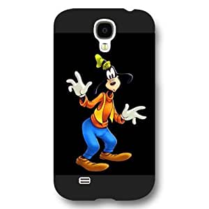 Customized Black Frosted Disney A Goofy Movie Samsung Galaxy S4 Case