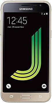 Samsung Galaxy J3 Smartphone Libre 4 G (Pantalla: 5 Pulgadas ...