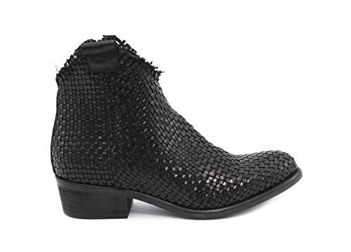Zoe Tissage Noir Boot Zoe Nevada01 Noir Tissage Nevada01 Boot ICwaq0w