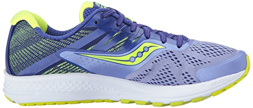 10 de Blue Femme Violet Purple Saucony Chaussures Citron Ride Running vwx5gnxROq