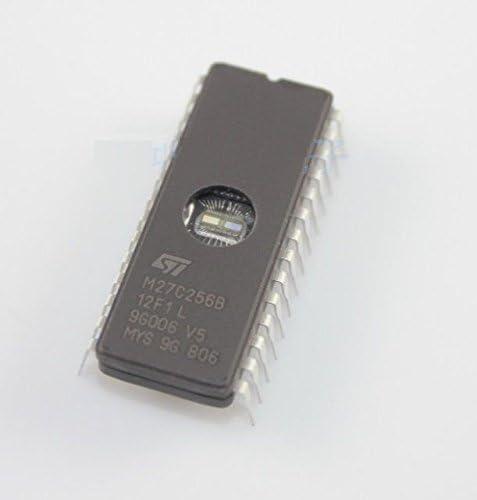 Quickbuying 10PCS IC M27C256B-12F1 27C256 CDIP-28 ST NEW GOOD QUALITY DATE CODE 11+