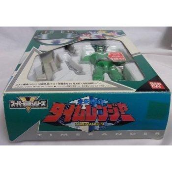 Mirai Sentai Time Ranger Shining Hero 3 time Green