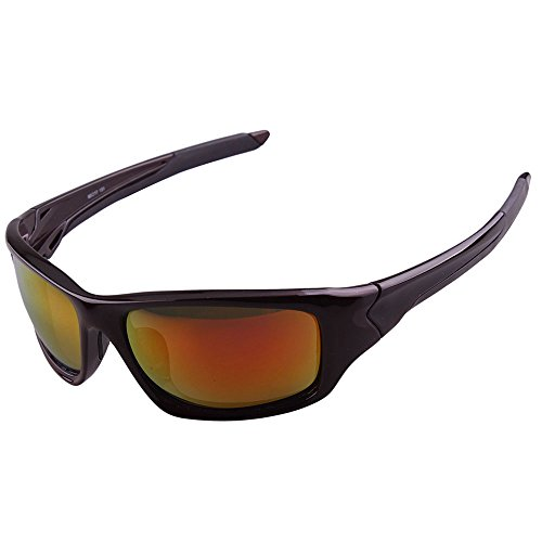 Vitalite Polarized Anti-fog Bicycle Cycling Sunglasses for Outdoor Sport