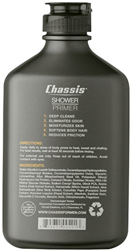 Review Chassis Shower Primer