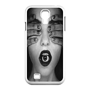 LASHAP Phone Case Of human body part,Hard Case !Slim and Light weight and won't fade, Scratch proof and Water proof.Compatible with All Carriers Allows access to all buttons and ports. for Samsung Galaxy S4 I9500