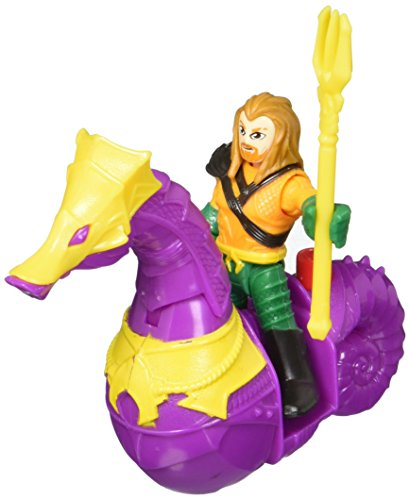 Fisher-Price Imaginext DC Super Friends, Aquaman & Seahorse