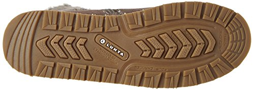 Outdoor Dark Femme Multisport Marron Chaussures Louna Khaki Lutha qtT8W
