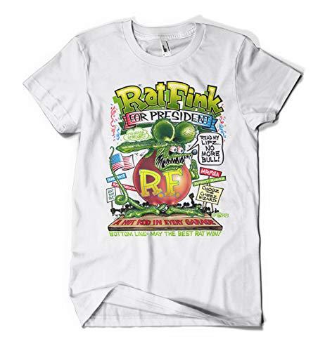 Brizio Products Rat Fink for Prez! (XX-Large)