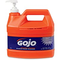 Gojo 0955 Natural Orange Pumice Hand Cleaner (1-Gallon)