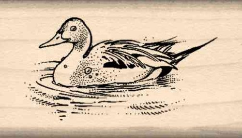 Stamps by Impression Duck Rubber Stamp
