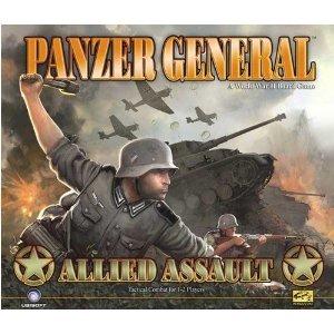 Petroglyph Games Panzer General: Allied Assault