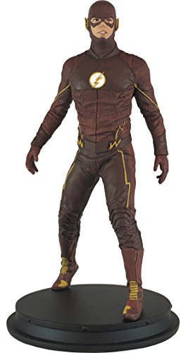 (Icon Heroes The Flash Season 2 Suit Paperweight)