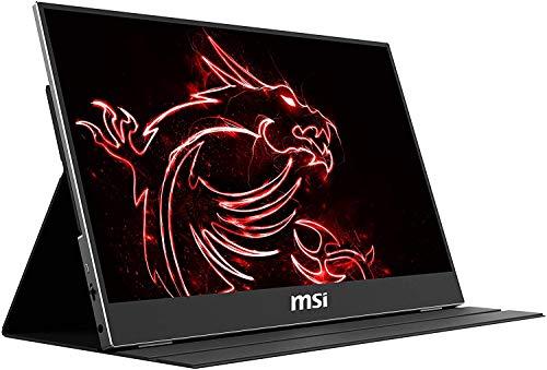 🥇 MSI Optix MAG161V – Monitor portátil de 16″ FullHD 60Hz