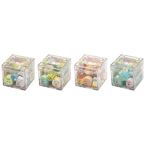 Sumikko Gurashi eraser exciting collection set of 4