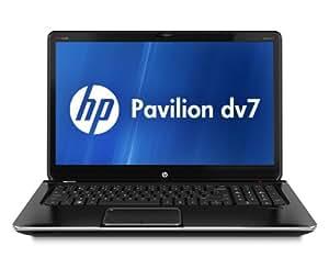 HP Pavilion dv7-7030us 17.3-Inch Notebook (2.3GHz Intel Core i7-3610QM Processor, 8GB DDR3, 1TB HDD, Windows 7 Home Premium) Black