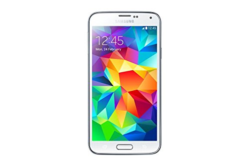 Samsung Korea Galaxy S5 SM-G900F 4G LTE 16GB Factory Unlocked International Version Cell Phone - Retail Packaging - - International Version Unlocked S5