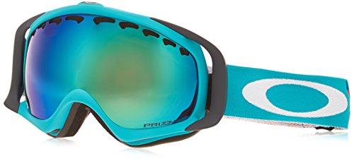 Oakley OO7005N-13 Crowbar Eyewear, Peacock, Prizm Jade Iridium Lens (Oakley Jade Iridium Lenses)