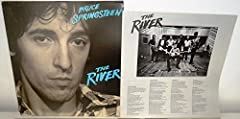 Bruce Springsteen's 1980 double album reached #1 U.S. & Canada, certified multi-Platinum, Grammy Award nomination for Best Rock Vocal Performance. 2 Columbia vinyl LP records play-tested without a skip or noise; 2 inner picture jackets, p...