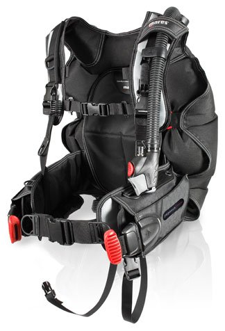 Mares Pegasus Back Inflate BCD - Weight Integrated BCD