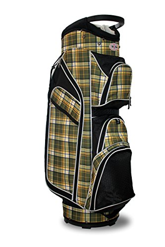 Taboo Fashions Monaco Premium Lightweight Ladies Golf Cart Bag (4 Colors Available) (Summer Lass)