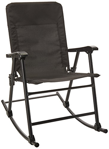 Prime Products 13-6509 Baja Black Elite Folding Rocker by Prime Products