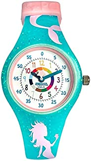 Time Teacher School Watch - Teach Your Child to Tell Time in 5 Minutes Thanks to The Most Intuitive Dial! Hypo