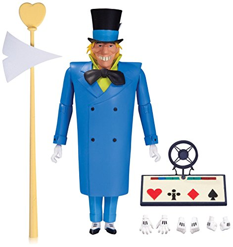 DC Collectibles Batman: The Animated Series: Mad Hatter Action Figure
