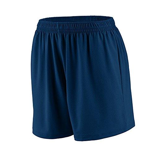 - Augusta Sportswear Augusta Girls Inferno Short, Navy, Medium