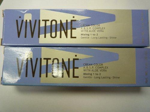 Vivitone Cream Hair Color 6c Dark Copper by Vivitone