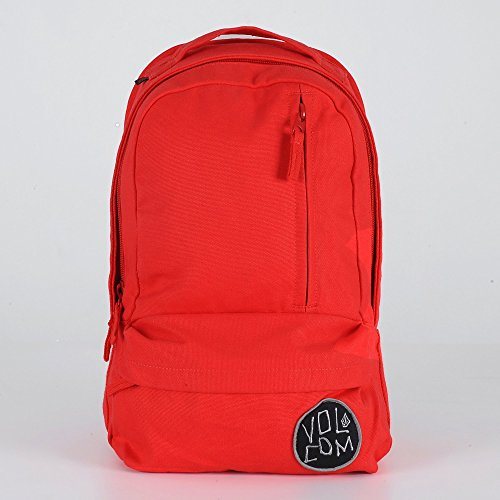 Volcom Men's Basis Slouch Backpack, Red, One Size