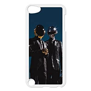 iPod Touch 5 Case White Classy Daft Punk LSO7774097
