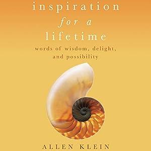 Inspiration for a Lifetime Audiobook