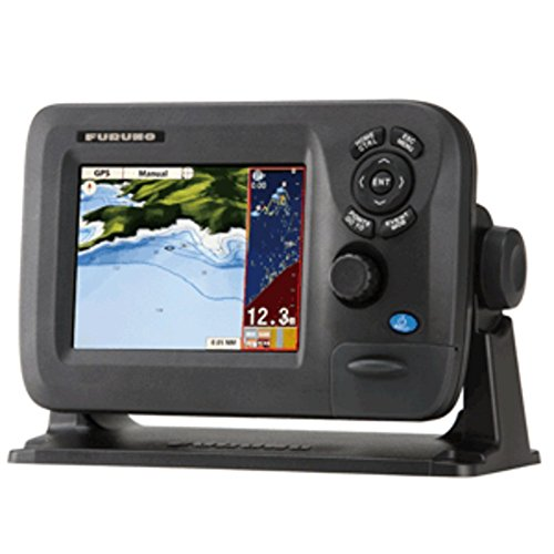 Combo Color Fishfinder (Furuno GP1670F 5.7 Color GPS Chartplotter/Fishfinder Combo Marine , Boating Equipment)