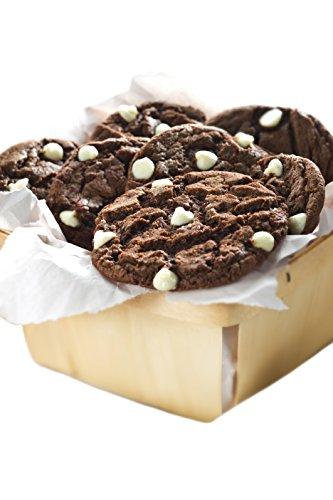 Neighbors Preportioned Triple Chocolate Cookie Dough, 2.7 Pound by Neighbors
