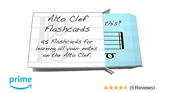 image about Printable Music Note Flashcards called Alto Clef Be aware Names Flashcards - Extremely Enjoyment Layout for Mastering in direction of Go through Audio (Viola)