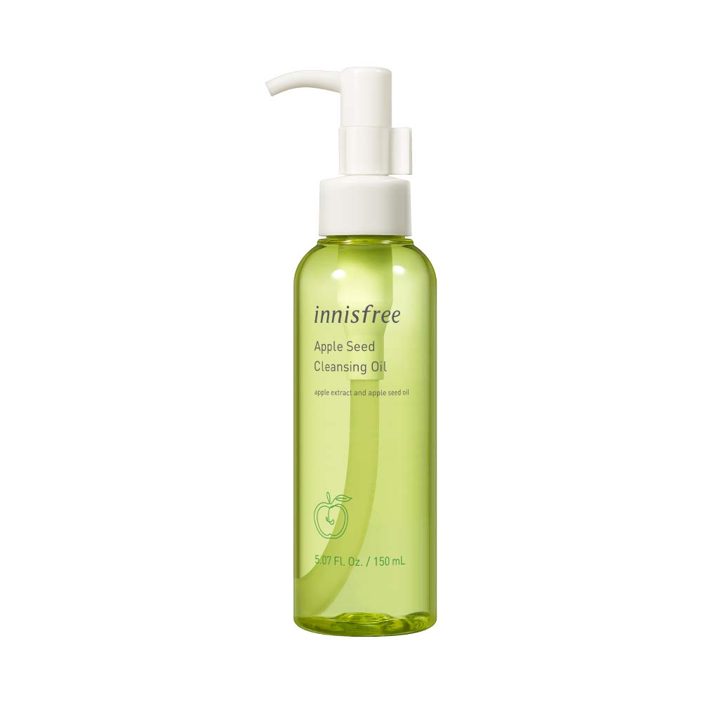 [ Innisfree ] (2019NEW) Apple Seed Cleansing Oil (150ml / 5.07 Oz)