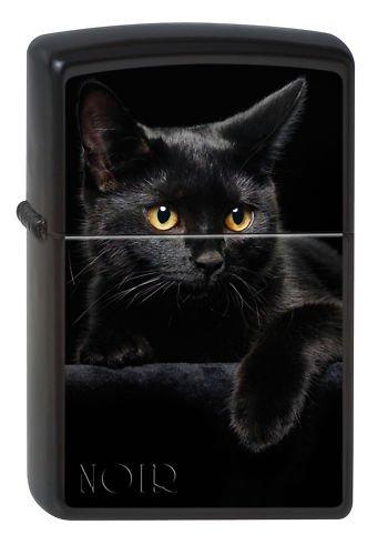 Zippo – Mechero Negro Cat Negro Mechero Primavera 2011 6f6909