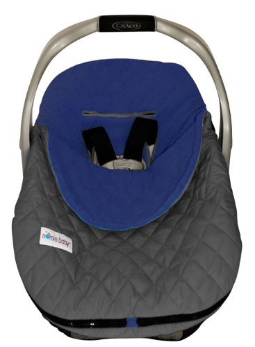Nomie Baby Cozy Stroller Blanket, Royal, Infant by Nomie Baby ...