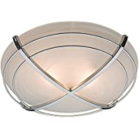 Halcyon Decorative 90 CFM Ceiling Exhaust Fan with Light