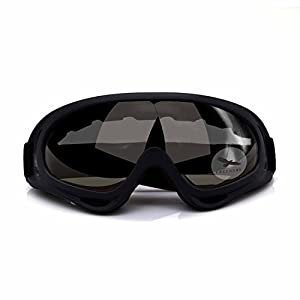 Freehawk Adjustable UV Protective Outdoor Glasses Motorcycle Goggles Dust-proof Protective Combat Goggles Sunglasses Outdoor Tactical Goggles to Prevent Particulates