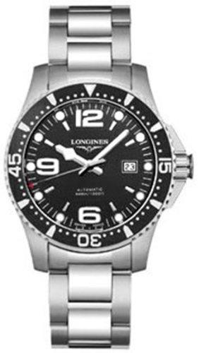 Los relojes Longines y hebilla resistente al agua de la colección del deporte 30480 cm de los hombres de cuero de los hombres de la hebilla: Amazon.es: ...