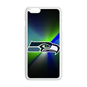Seattle Seahawks Hot Seller Stylish Hard Case For Iphone 6 Plus