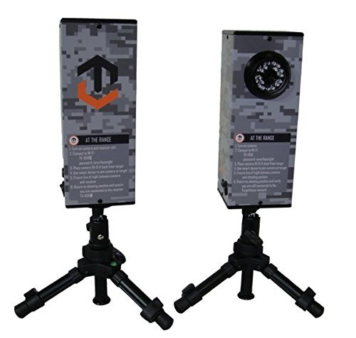 TargetVision Long-Range Camera – Target Shooting Camera with Up to 1 Mile Range, Wireless Camera System
