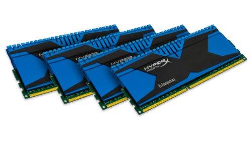 Kingston HyperX Predator 16GB Kit 1866MHz DDR3 CL10 DIMM Desktop Memory KHX18C10T2K4/16