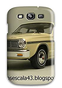 High Impact Dirt/shock Proof Case Cover For Galaxy S3 (dodge Dart Barreiros )