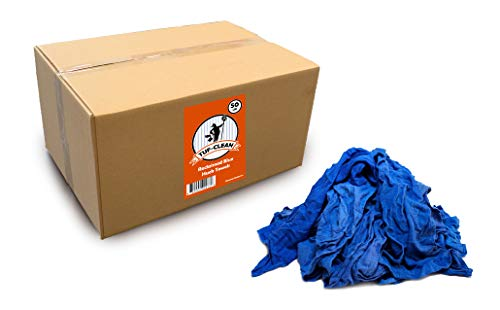 Tuf-Clean 99102 Reclaimed Huck/Surgical Towels, 100% Cotton, Assorted Colors, 50 lb Box by Tuf-Clean (Image #3)