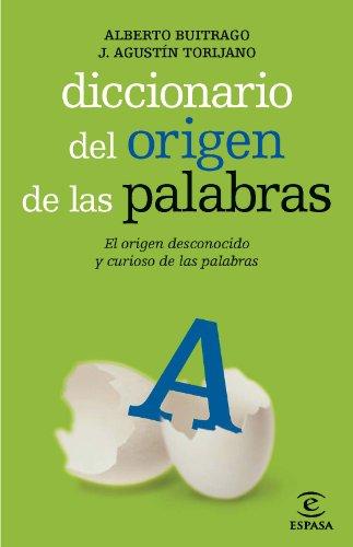 Descargar Libro Diccionario Del Origen De Las Palabras Alberto Buitrago Jiménez