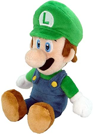 "Super Mario Peluche – 8 ""Luigi suave peluche de juguete"