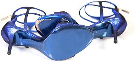 Fashion First Aid: Sticky Bottoms:Einweg-Sohlen-Schutz Designer-Schuhe-Schutz Selbstklebend SMALL, Small, Crystal