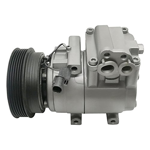 Hyundai Tiburon A/c Compressor (RYC Remanufactured AC Compressor and A/C Clutch EG199)